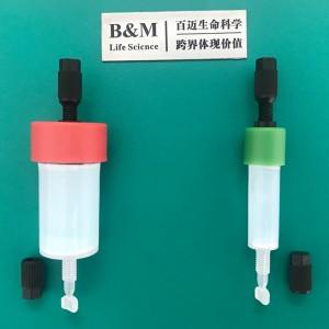 Medium-Pressure Chromatography Columns
