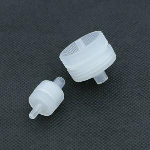 Plastic Syringe Filters